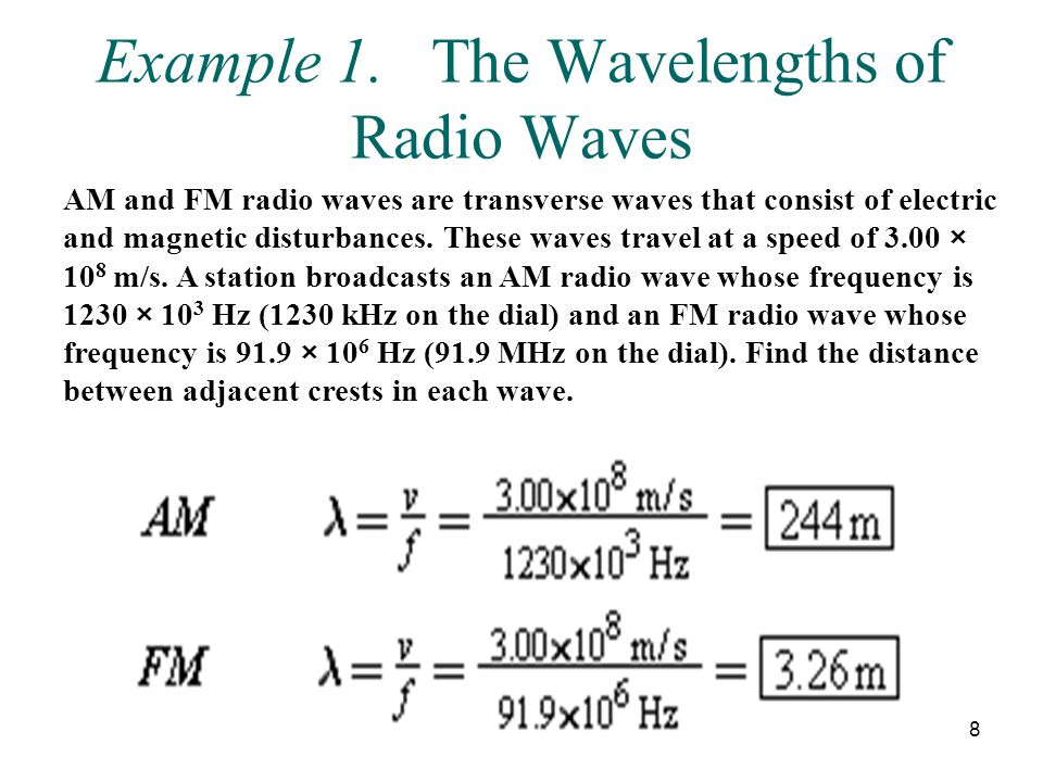 9 The Speed of a Wave on a String The properties of the material or medium through which a wave travels determine the speed of the wave