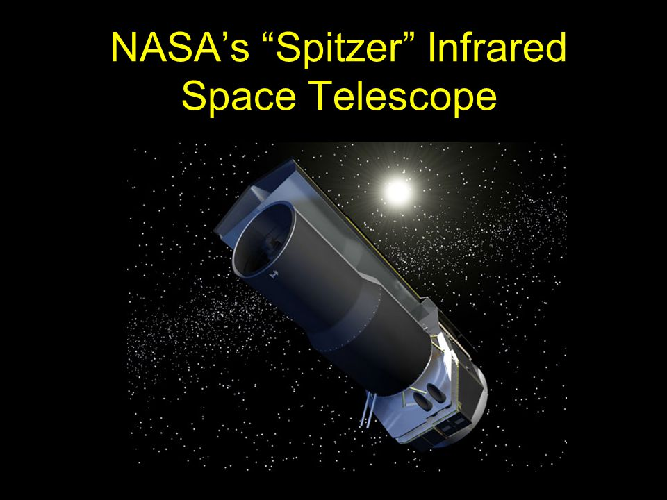 "NASA's ""Spitzer"" Infrared Space Telescope"