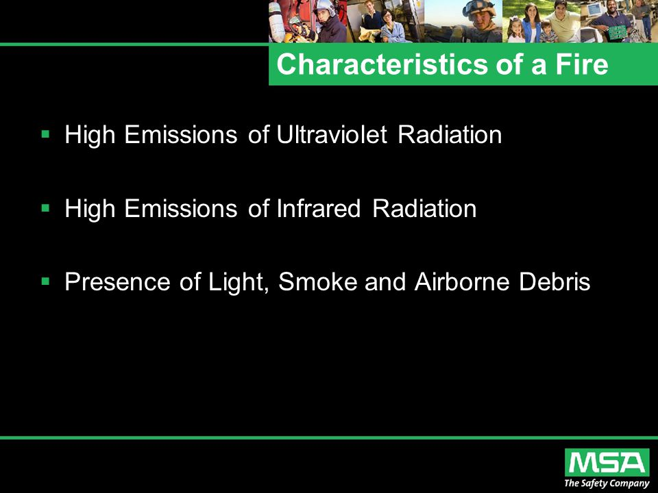 False Alarm Sources  Arc Welding  Sunlight  Infrared Energy  Modulation  Reflective