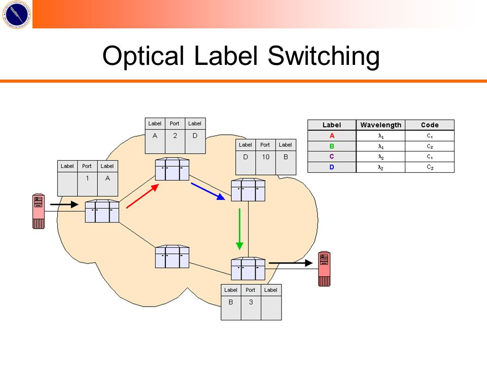 Optical Label Switching