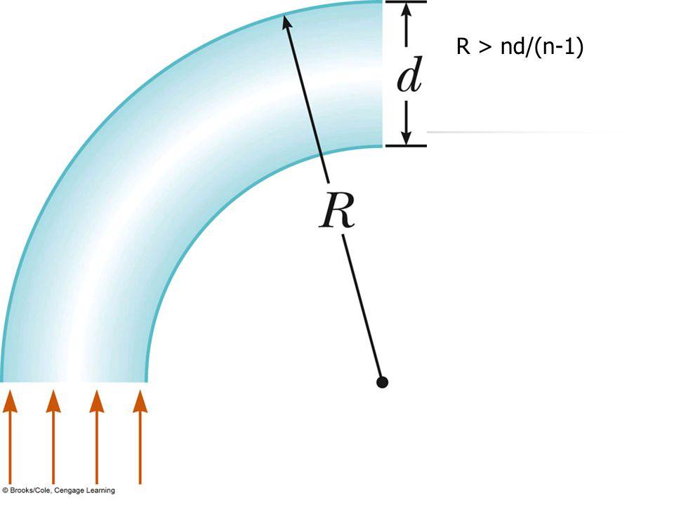 R > nd/(n-1)
