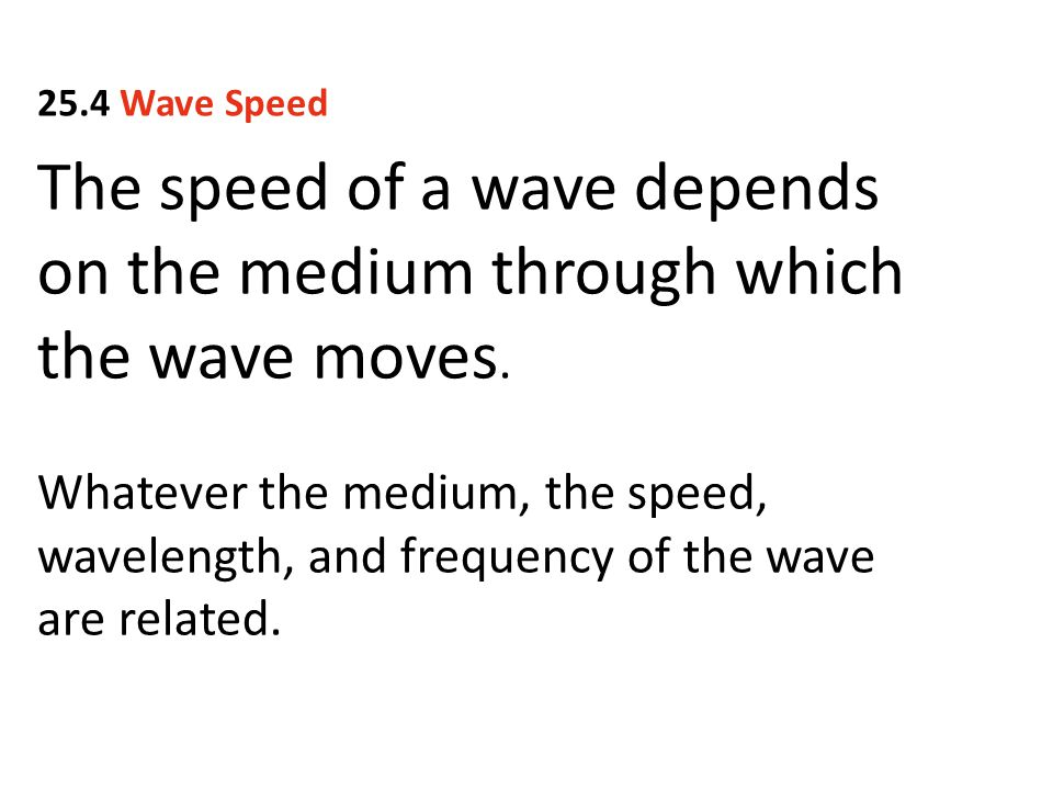Sound waves are a disturbance in the air that travels to your ears, but the air doesn't move.