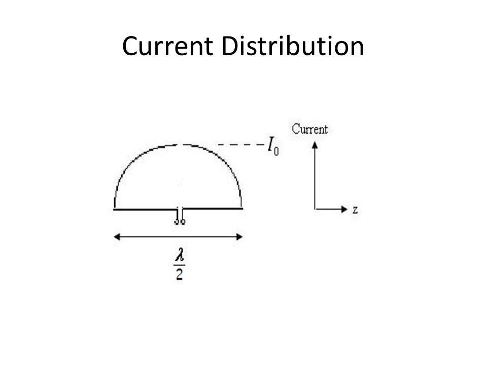 Current Distribution