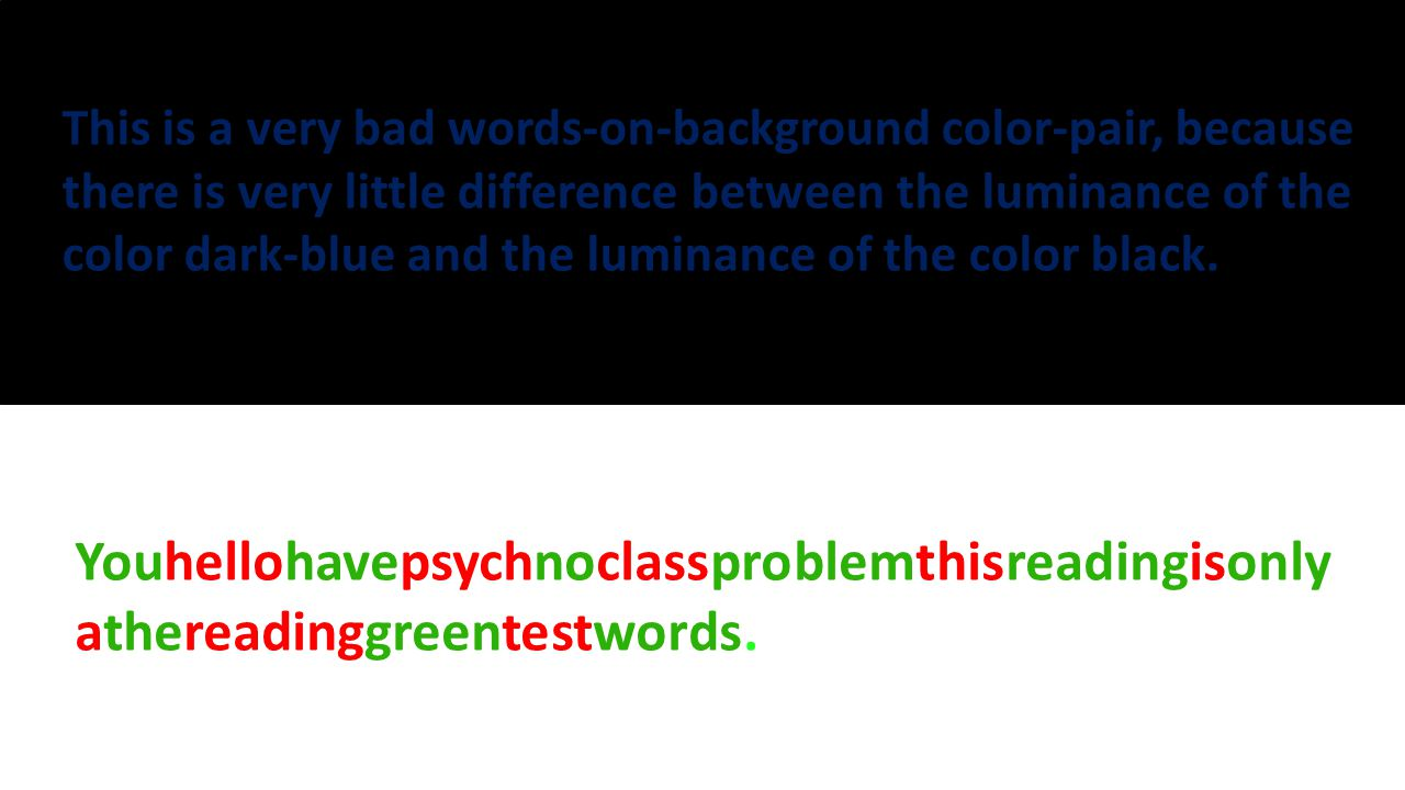 Youhellohavepsychnoclassproblemthisreadingisonly athereadinggreentestwords.