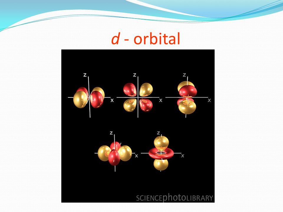 d - orbital