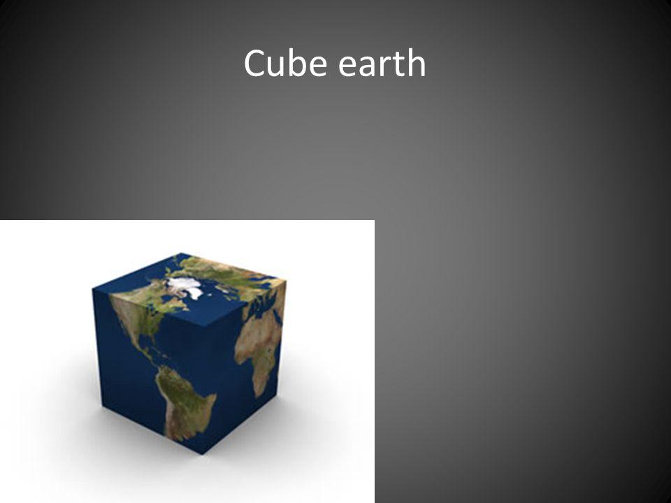 Cube earth