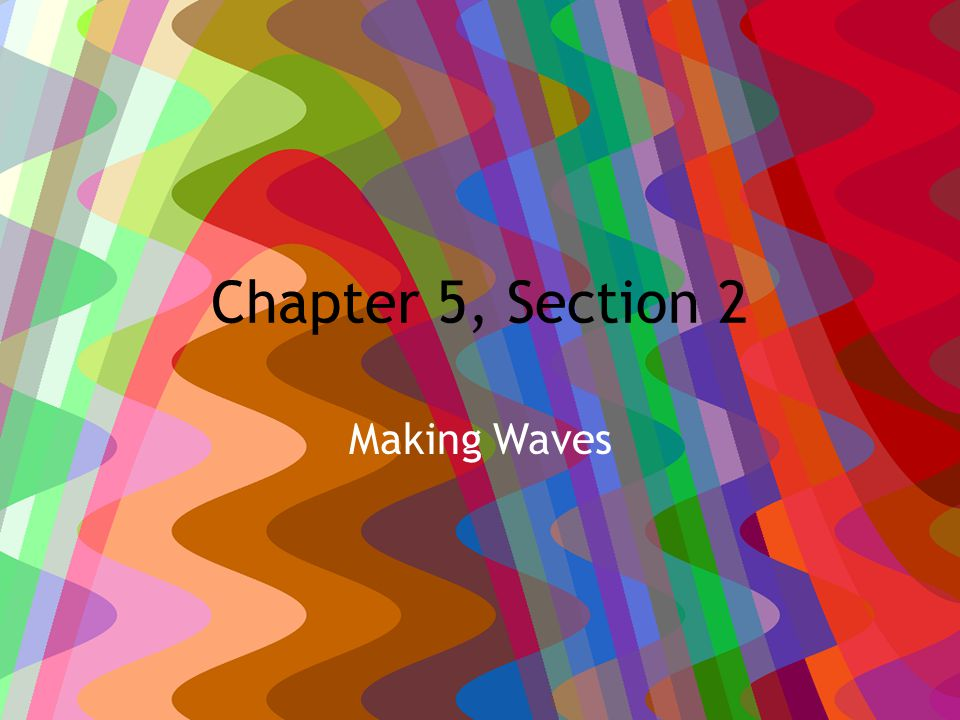 Investigate: Part C Longitudinal Waves Complete all sections, OK with teacher