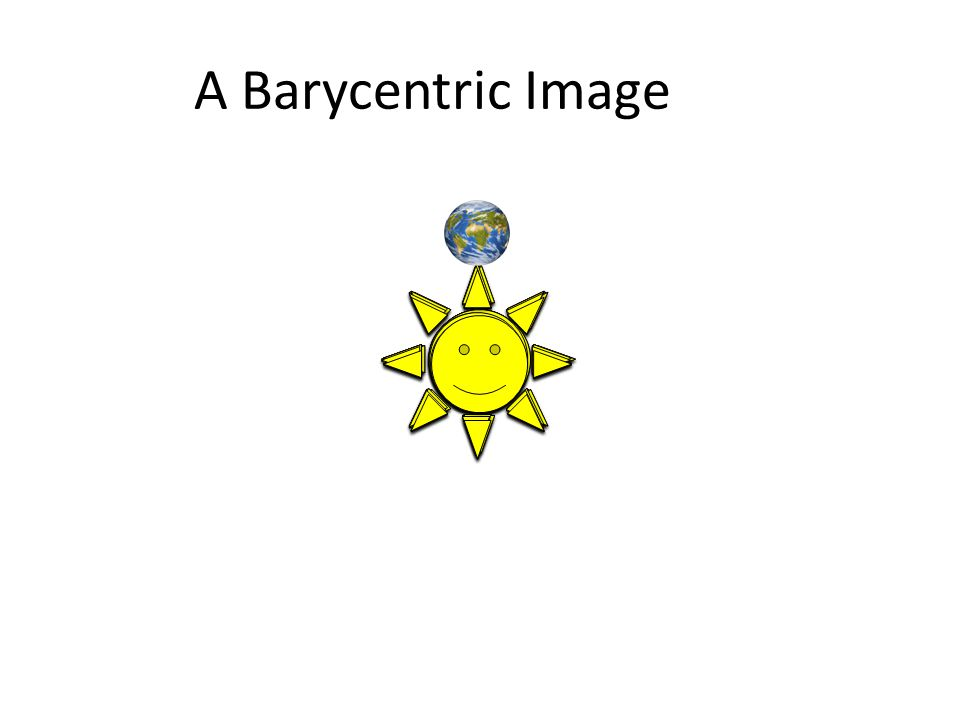 A Barycentric Image