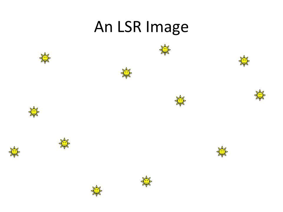 An LSR Image
