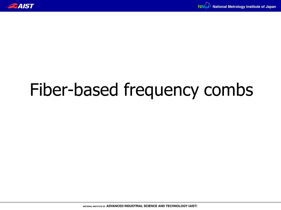 Fiber-based frequency combs