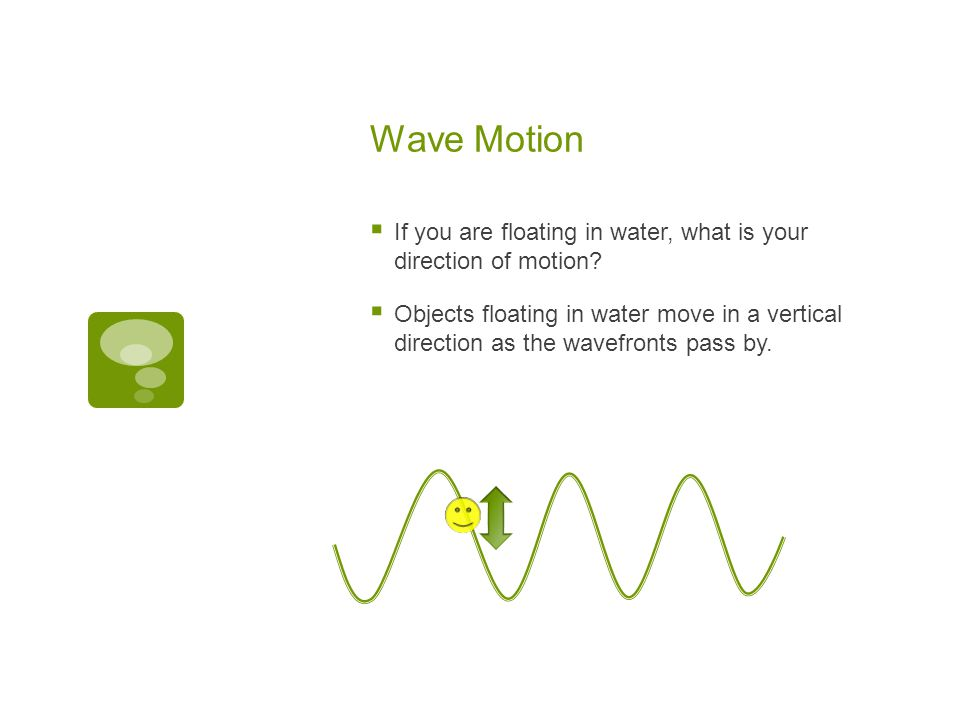 Measuring Waves  The highest point of a wave is called the crest or the peak.