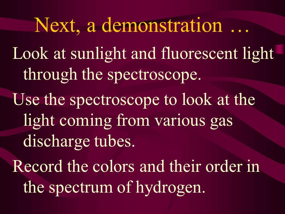 Energy in an EM wave E =E = hc E =E = hc Small wavelength – large energy Large wavelength – small energy