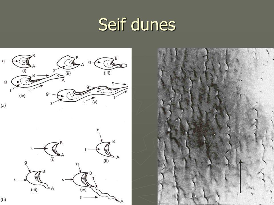 Seif dunes