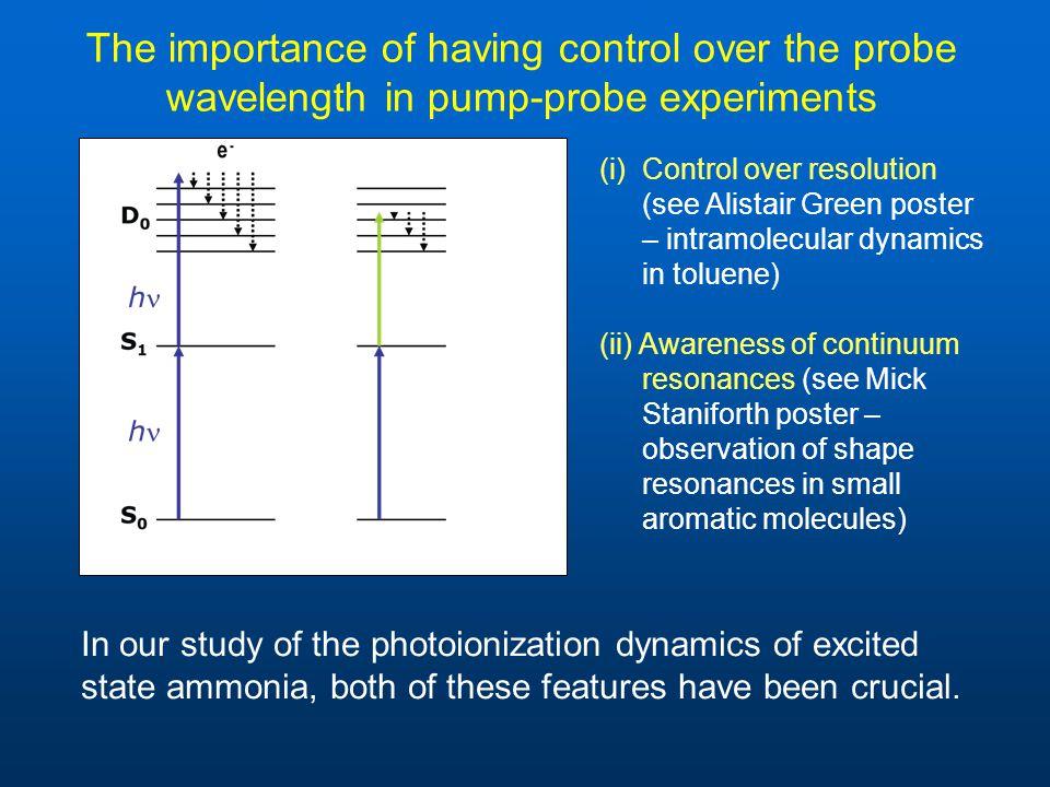 Rotationally resolved photoelectron images X 1 A  1 (v 2 = 0)  B 1 E  (v 2 = 4)