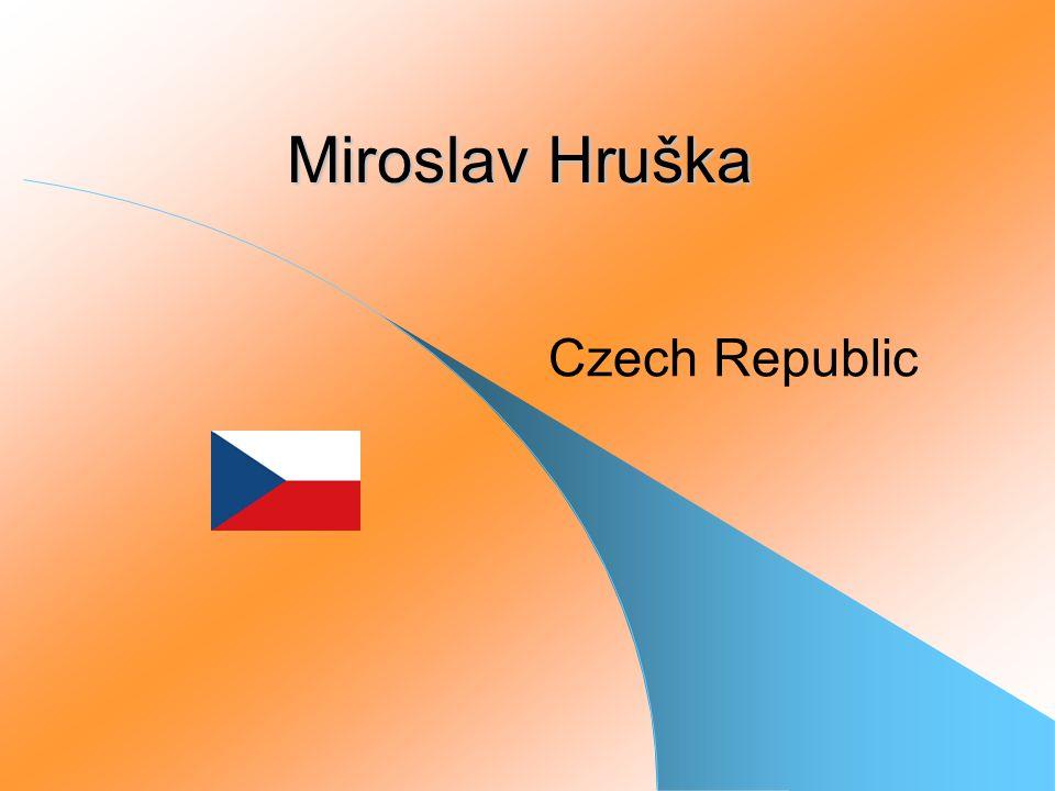 Miroslav Hruška Czech Republic
