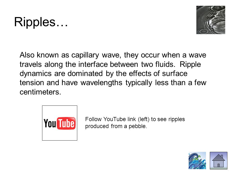 Swells… Swells propagate away from their area of origin and naturally separate according to their direction and wavelength.