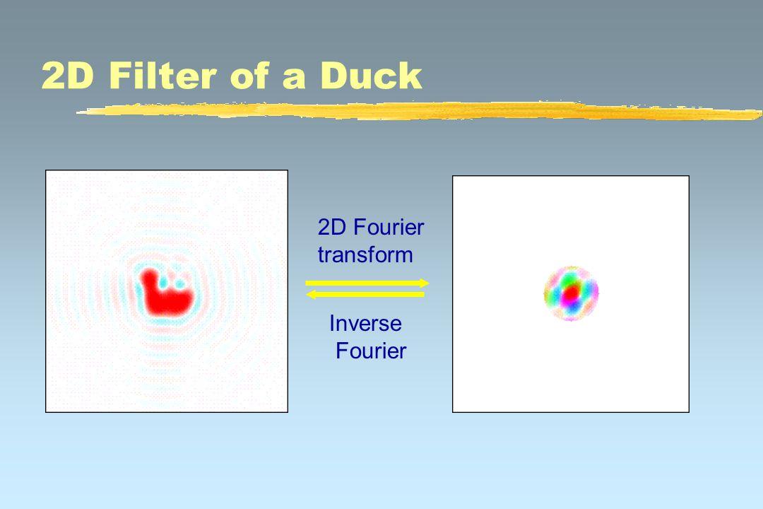 2D Fourier