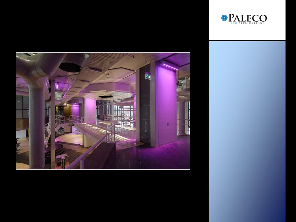 14 Paleco develops and manufactures in-house in three fields: 1.