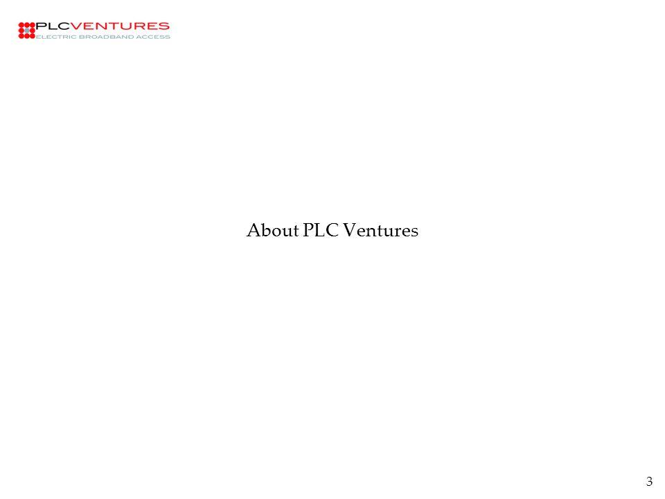 3 About PLC Ventures
