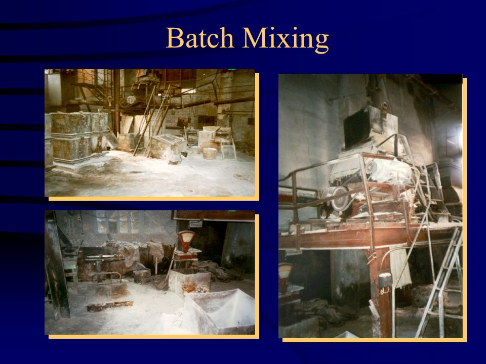 Batch Mixing