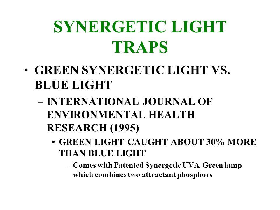 SYNERGETIC LIGHT TRAP PRESENTATION