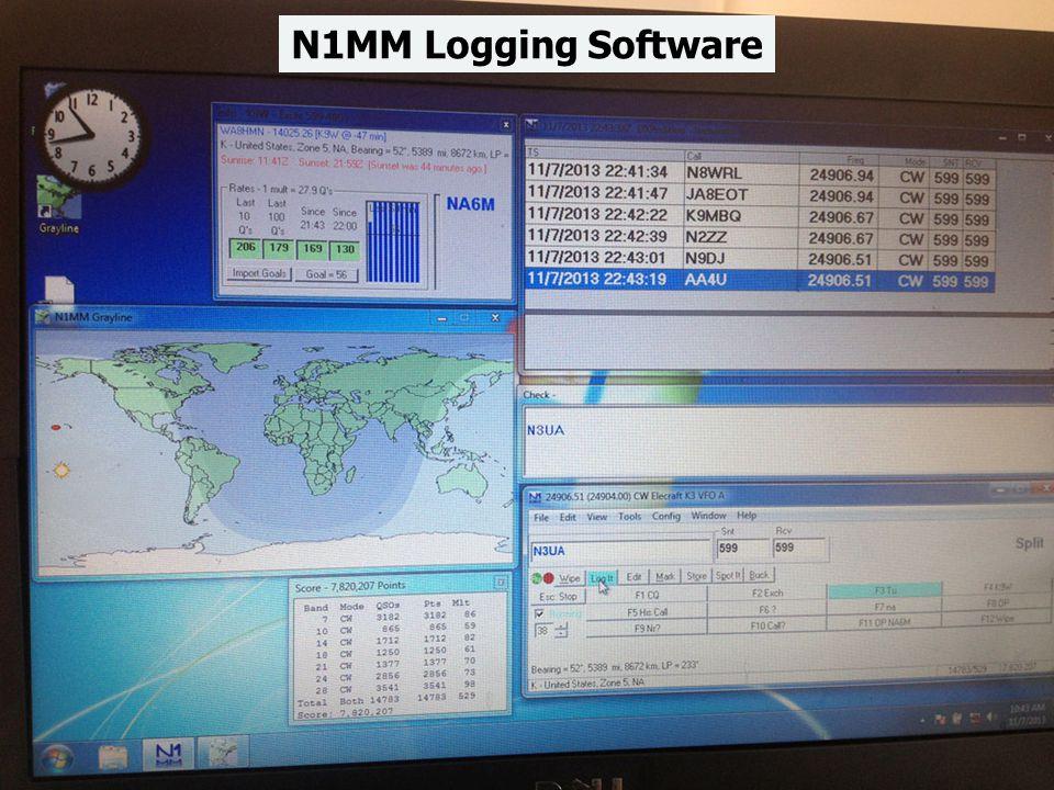 N1MM Logging Software