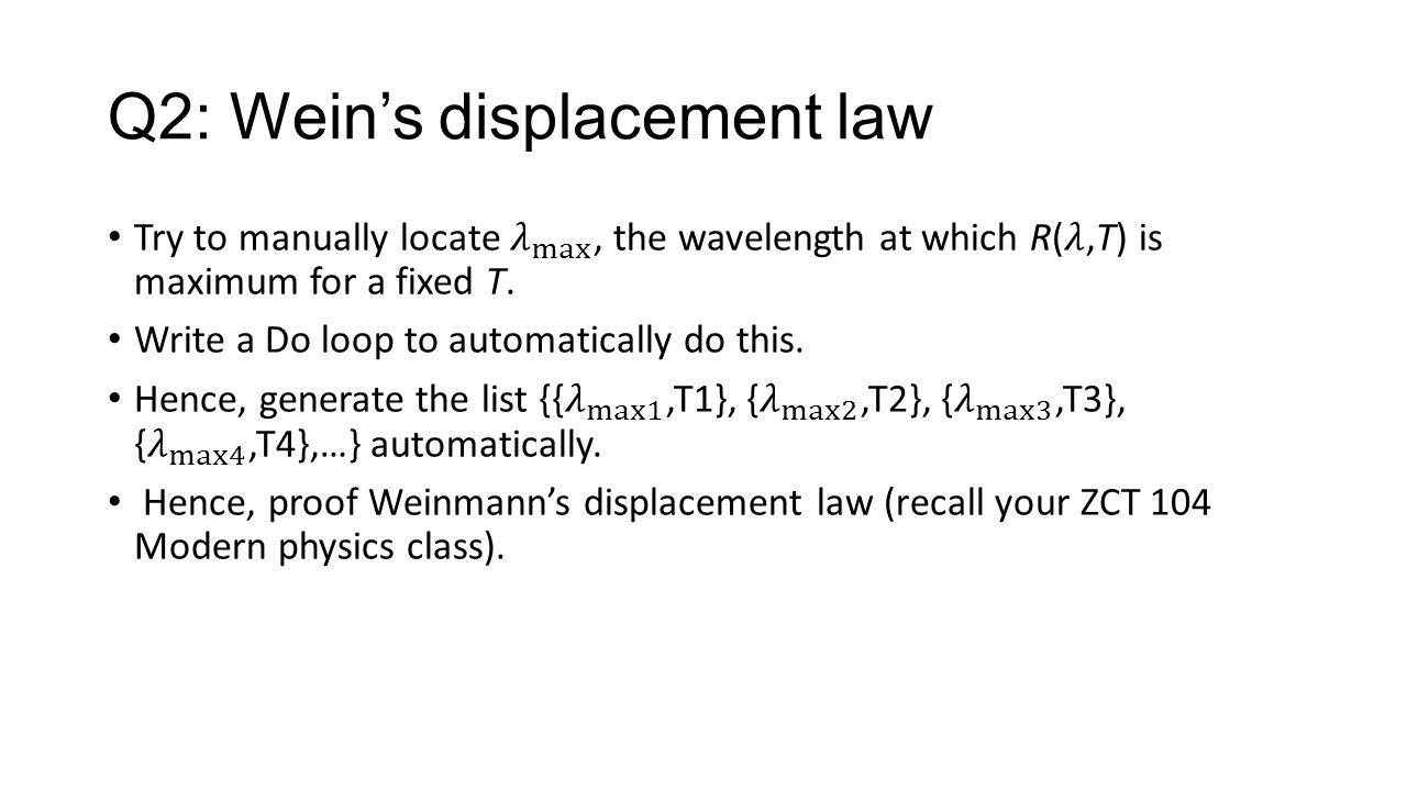 Q3: Series representation of functions