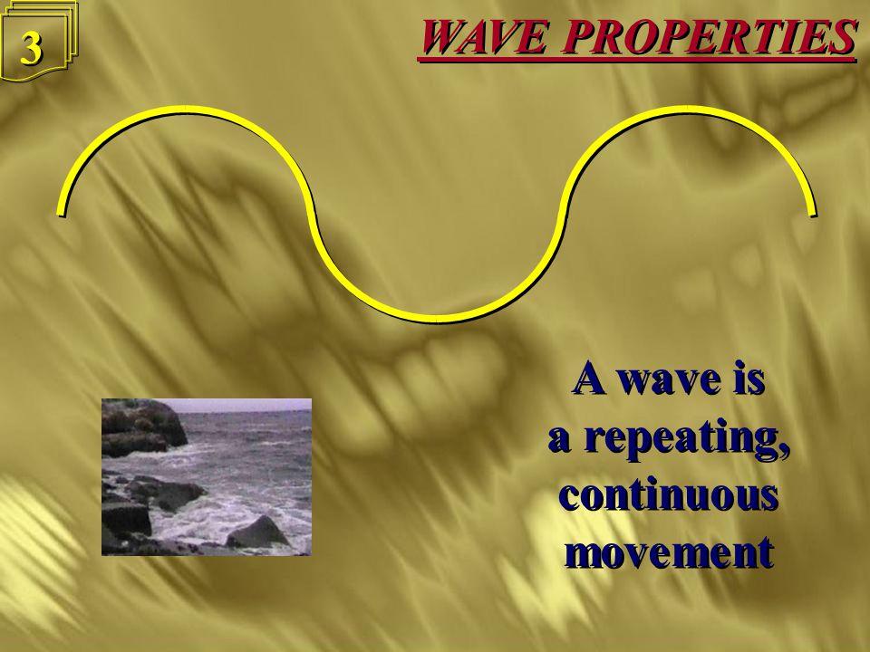 WAVE PROPERTIES 2 2