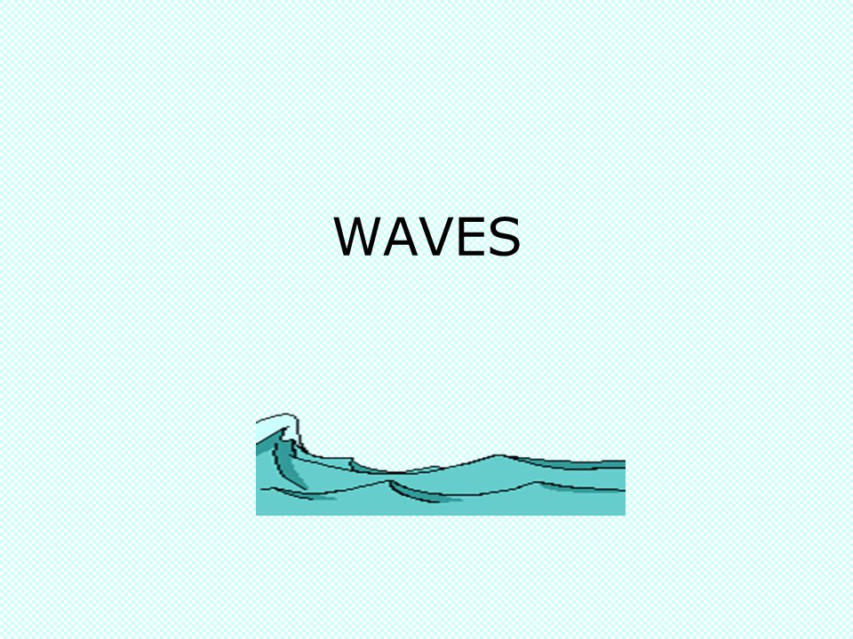Frequency The number of waves produced in a certain amount of time.