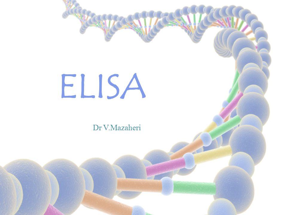 ELISA Dr V.Mazaheri