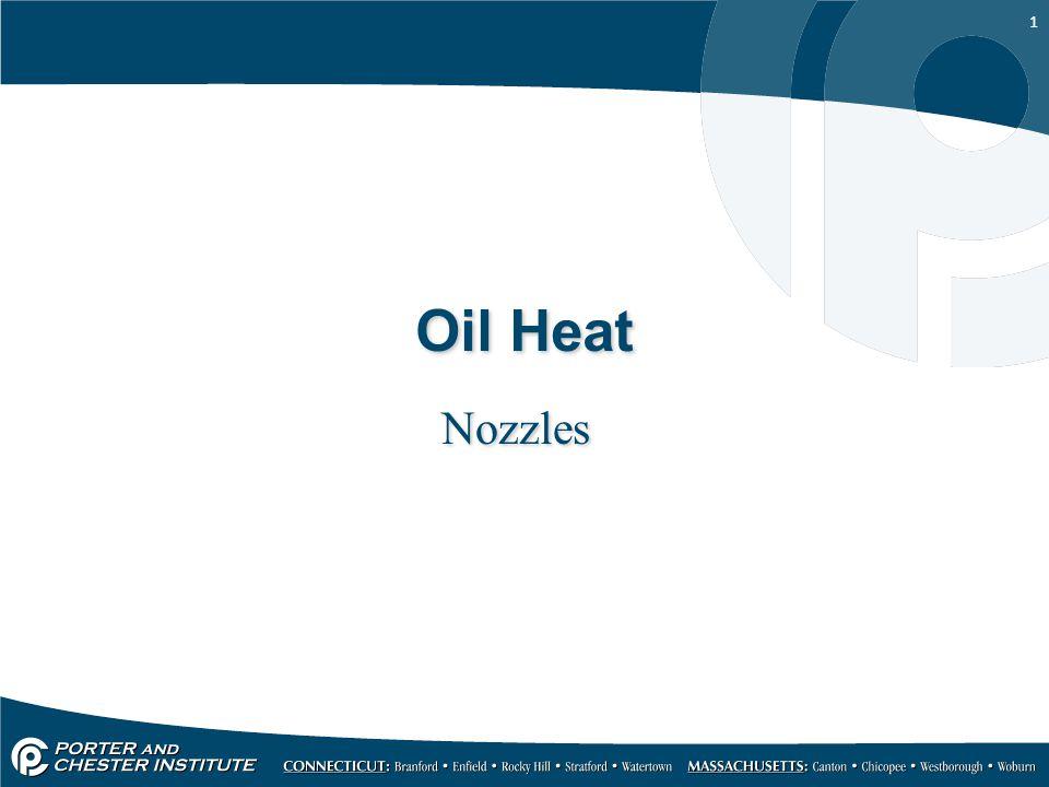 1 Oil Heat Nozzles