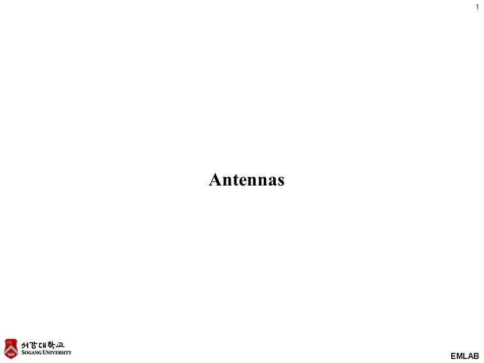 1 EMLAB Antennas
