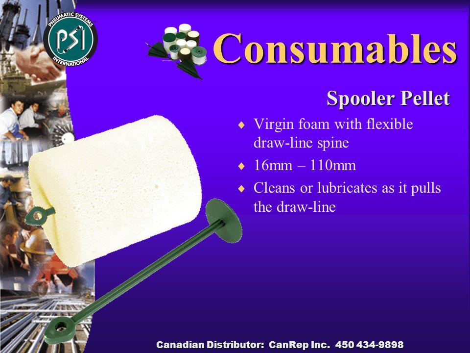 Canadian Distributor: CanRep Inc.