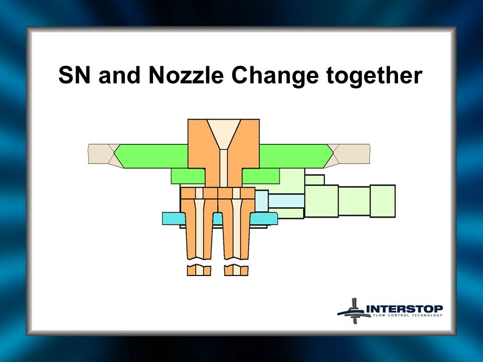 SN and Nozzle Change together