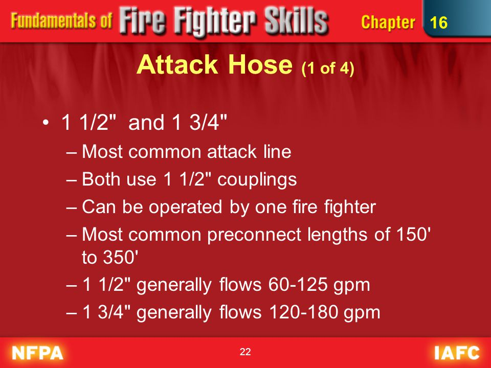 22 Attack Hose (1 of 4) 1 1/2