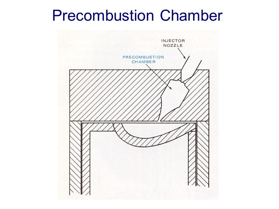 Precombustion Chamber