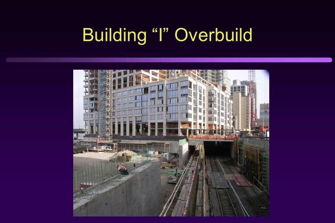 Building I Overbuild