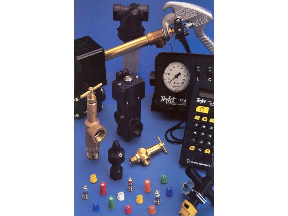 Air Induction Spray Tips
