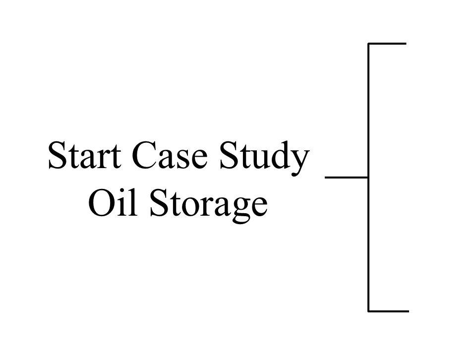 Start Case Study Oil Storage