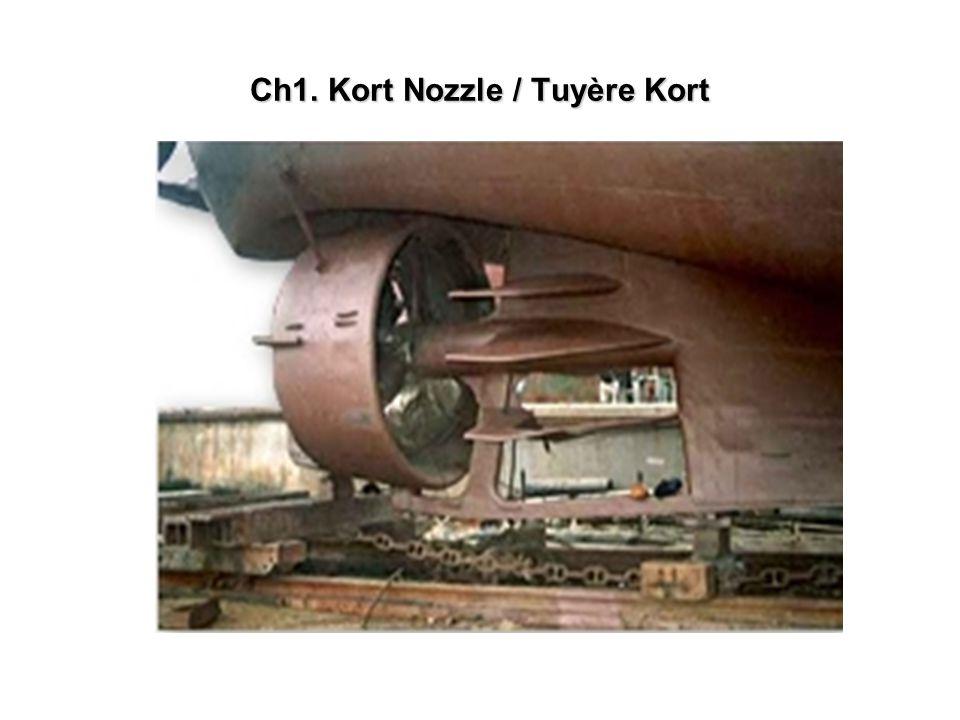 Ch1. Kort Nozzle / Tuyère Kort