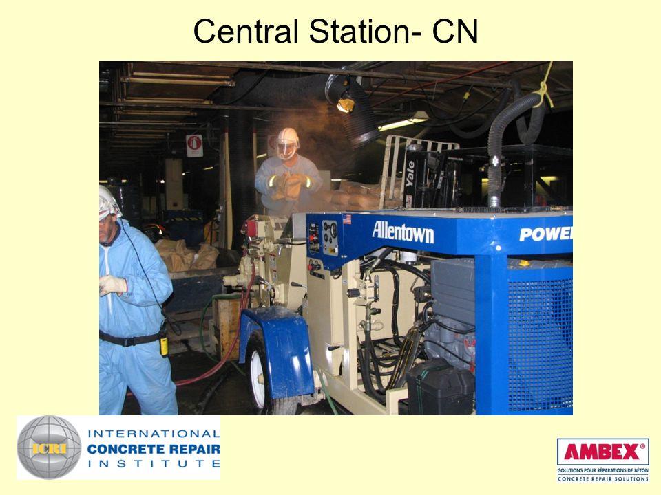 Central Station- CN
