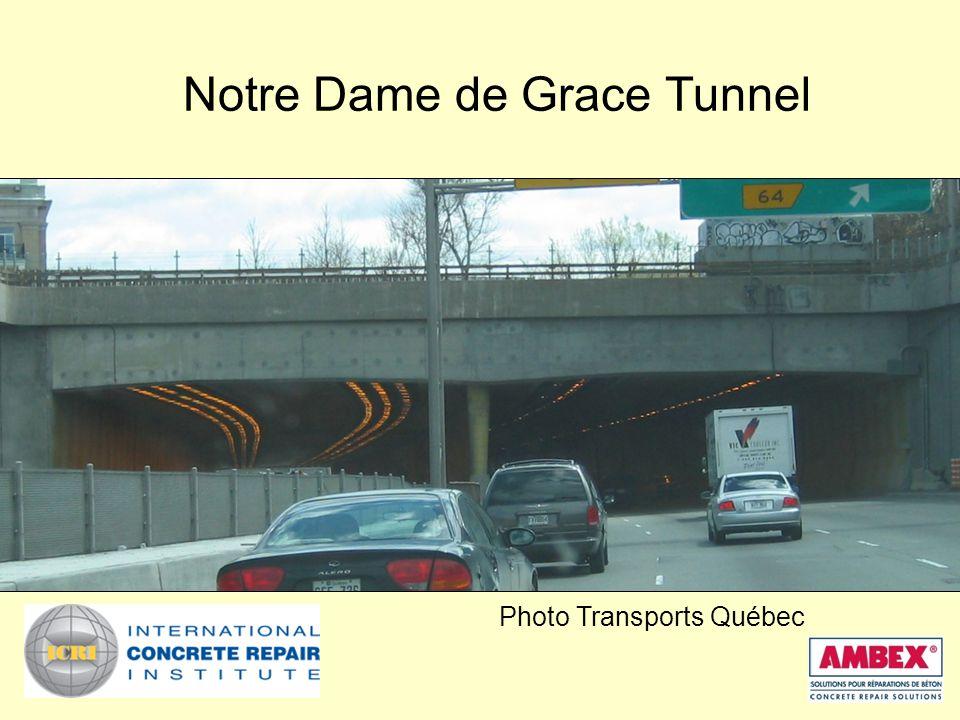 Notre Dame de Grace Tunnel Photo Transports Québec