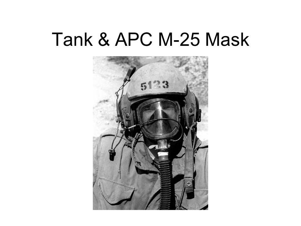 Tank & APC M-25 Mask