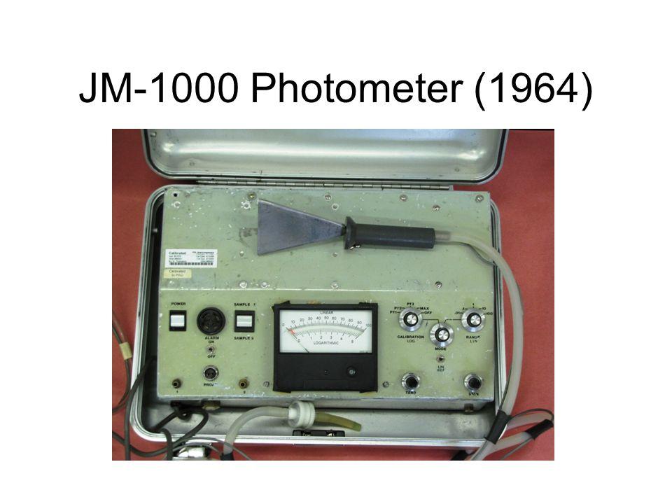 JM-1000 Photometer (1964)
