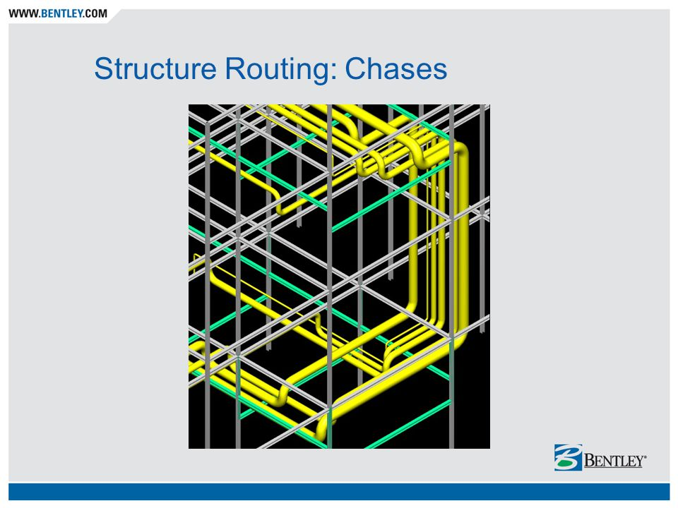 Structure Routing: Chases
