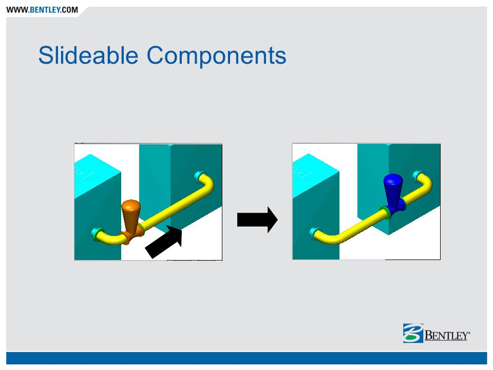 Slideable Components