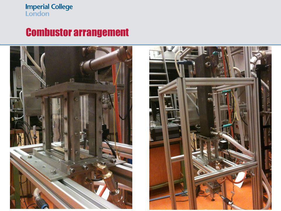 Combustor arrangement