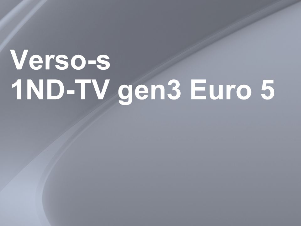 2 Engine Overall 1ND-TV Engine 1ND-TV Engine1ND-TV No.