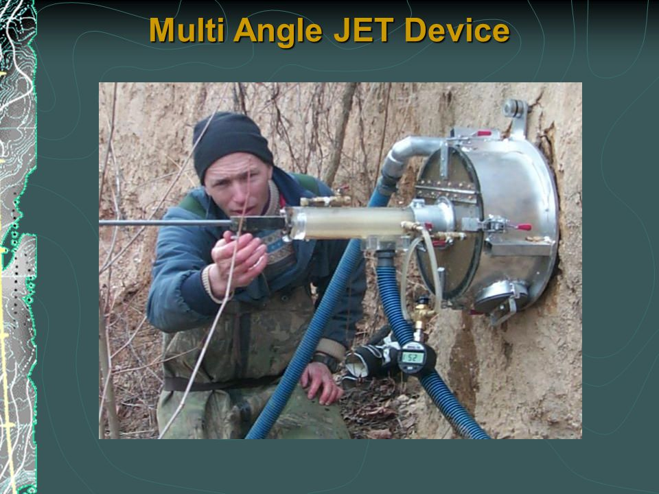 Multi Angle JET Device