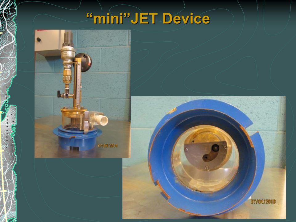 mini JET Device